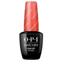 OPI Gel - Living On the Bula-vard! F81