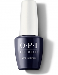 OPI Gel - March in Uniform K04