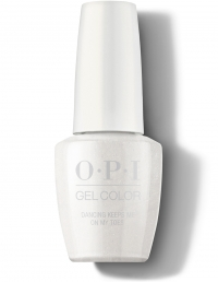 OPI Gel - Dancing Keeps Me on My Toes...