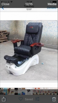 L.N Pedicure Chair Model 1