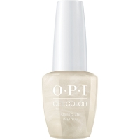OPI Gel - Snow Glad I Met You J01