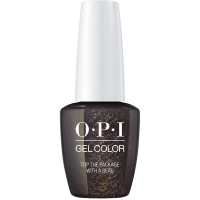 OPI Gel - Top the Package with a Beau...