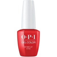 OPI Gel - My Wish List is You J10