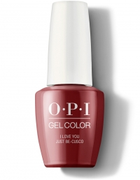 OPI Gel - I Love You Just Be-Cosco P39