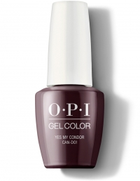 OPI Gel - Yes My Condor Can-do ! P41