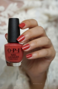 OPI - My Solar Clock is Ticking P38