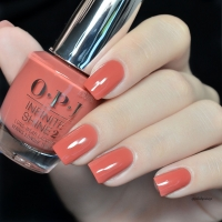 OPI Infinite Shine - My Solar Clock...
