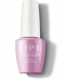 OPI Gel - Suzi Will Quechua Later !...
