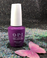 OPI Gel - Gramdma Kissed a Gaucho P35