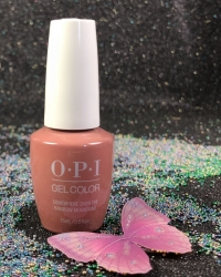 OPI Gel - Somewhere Over the Rainbow...