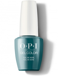 OPI Gel - Teal Me More, Teal Me More...