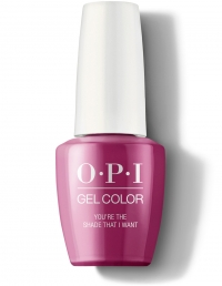 OPI Gel - You're the Shade that I...