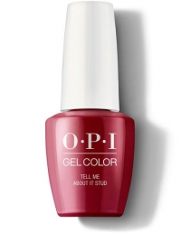 OPI Gel - Tell Me About It Stud G51
