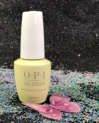 OPI Gel - Meet a Boy Cute As Can Be...