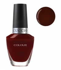 Cuccio Polish Red Eye to Shanghai 6025