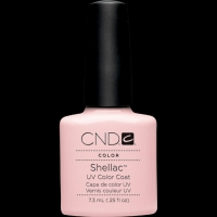SHELLAC UV Color Coat - Clearly Pink...