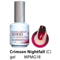 Crimson Nightfall MG18