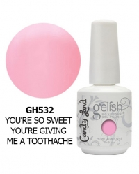 Gelish - YOU'RE SO SWEET. YOU'RE...